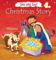 Christmas Story (See And Say) by Victoria Tebbs | SHOPtheWORD