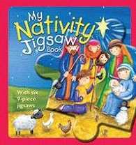 Christmas Jigsaw Book by Christina Goodings | SHOPtheWORD