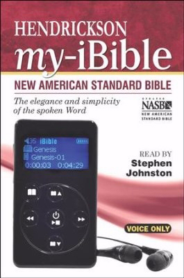 NASB My i-Bible Digital Bible Player | SHOPtheWORD